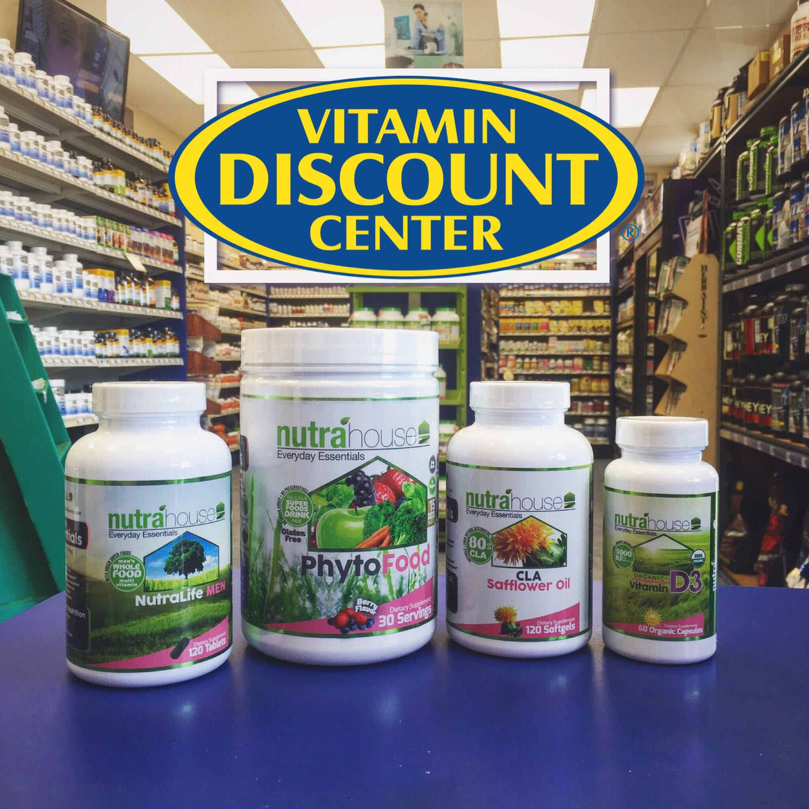 Vitamin discount center health stores in tampa bay for Michaels craft store tampa