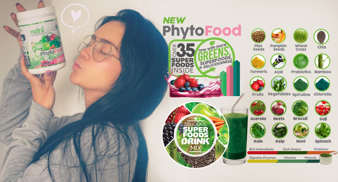 FREE Sample of PhytoFood...